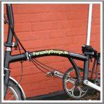 Reklame på cyklen