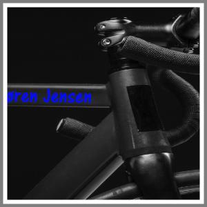 Navn på cyklen klistermærker