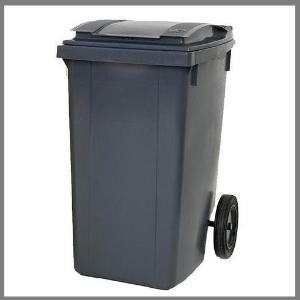 Affaldssortering affaldsbeholder stor udsmykning og tekter