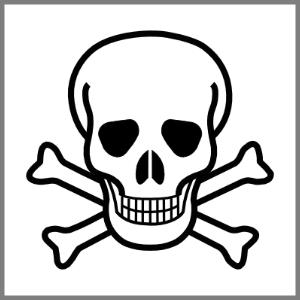 Dødningehoved fare